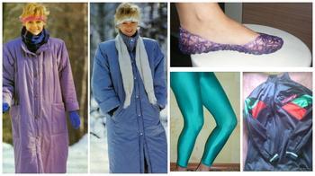 Мода 80-90 годов. Поностальгируем?