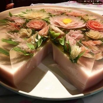 Невероятные 3D торты от Jelly Alchemy