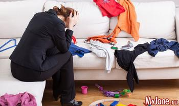 О чем говорит беспорядок в квартире?