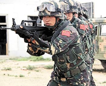 Вмешается ли Китай в сирийскую войну?