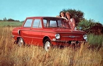 7 фактов о «Запорожце», которые делают его непохожим на остальные советские автомобили