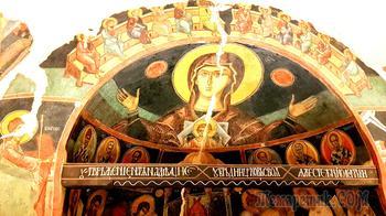 Кремиковский монастырь вблиз Софии