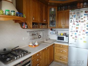 Кухня 12,8 м. кв.