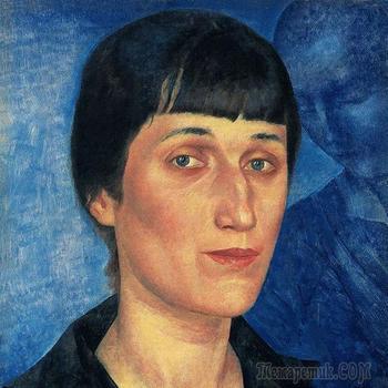 Анна Андреевна Ахматова и её образ в живописи