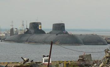 Самая большая подводная лодка в мире