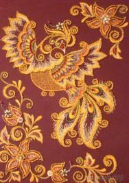 Православная тема в народном искусстве России. Часть 3. Золотная вышивка