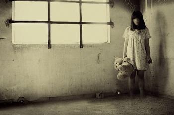 Призрак девочки. Один мистический случай