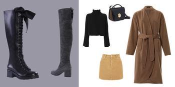 7 пар модной обуви для зимы
