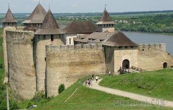 Величие Подолья и очарование Буковины. Часть 10. Хотинская крепость