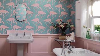Отделка стен в ванной: 10 популярных материалов, их плюсы и минусы