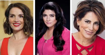 Чем сейчас занимаются звёзды популярных сериалов 1990-х Вероника Кастро, Наталья Орейро и др.