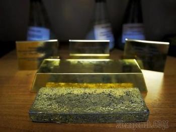Как добывается золото