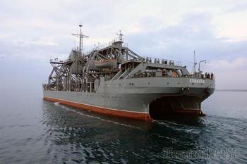 100-летний корабль в составе Российского ВМФ