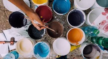 Как выбрать цвет стен в интерьере