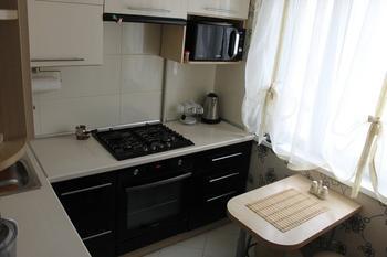 """Кухня: уют на 5,6 """"квадрата"""""""