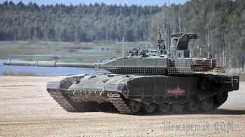 Новейший танк Т-90М «Прорыв» прошел госиспытания