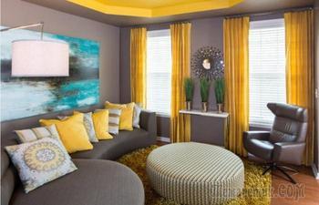 Все оттенки серого, или цвет, который поможет преобразить любую комнату