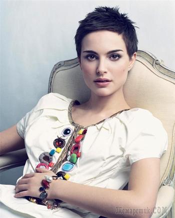Модная женская стрижка гарсон — Стильные образы