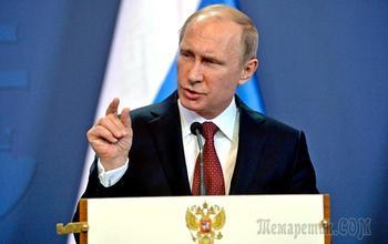 «З глузду з'їхав?» Путин рассказал об отношениях с Киевом