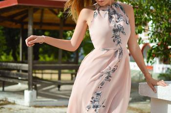 9 способов носить платье без бюстгальтера