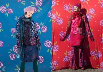 Одежда для поклонников традиций, или Как Гудрун Шеден стала известнейшим дизайнером Скандинавии