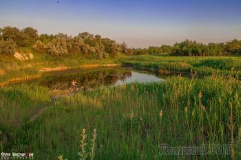 Озеро Меловое
