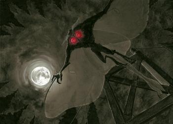 Человек-мотылек