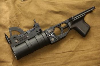 Подствольный гранатомет: как он стреляет и каковы его возможности на практике