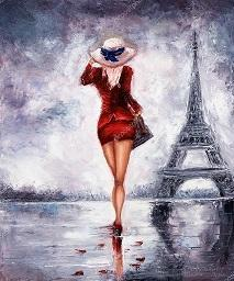Хочу в Париж...(Стих)