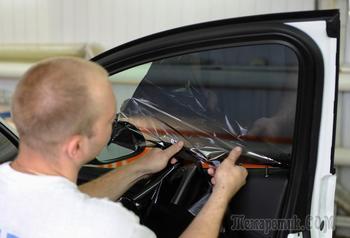В Госдуме предложили отменить штрафы за тонировку машин
