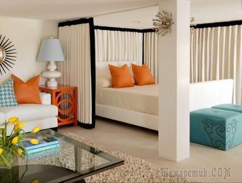 Дизайн небольшой квартиры студии 25-30 кв.м – эффективное оформление