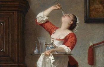 Какие секреты из жизни горничных хранят картины европейских мастеров 19 века