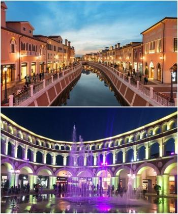 Архитектурные клоны: в Китае появились точные копии целых городов из других частей света