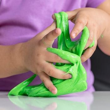 Как сделать слайм / лизуна своими руками: 5 рецептов