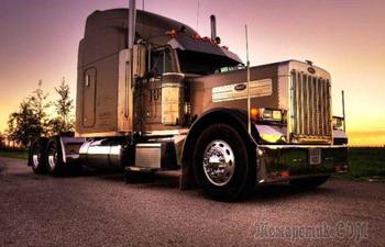 10 американских грузовиков, «рожденных» для того, чтобы бороздить бескрайние просторы