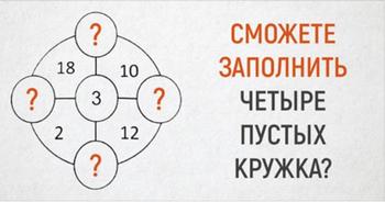 Математическая задачка для первоклассников, над которой ломает голову весь интернет