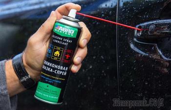5 важных мест в автомобиле, которые нужно не забывать смазывать зимой
