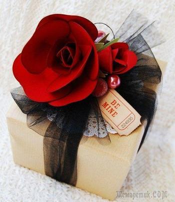 Подарочная упаковка. Учитесь дарить со вкусом!