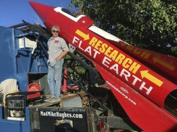 Сторонникам теории плоской Земли удалось доказать свою правоту