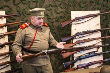 """Рассказы об оружии, винтовки Первой мировой, винтовка """"Арисака"""" образца 1905 года"""