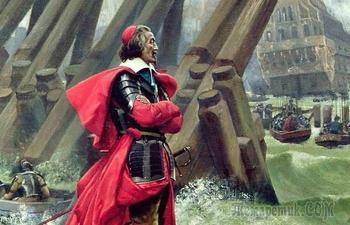 Кардинал Ришельё как человек-эпоха: Что успело произойти при нём в мире и России