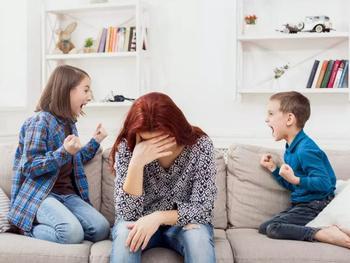 4 способа справиться с трудным поведением детей