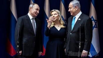 «Спасибо Красной Армии»: глава МИД Израиля поблагодарил Путина