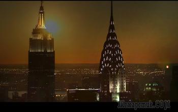 Самый космополитичный пентхаус  в Нью-Йорке