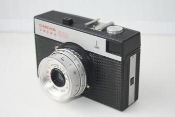 Народный фотоаппарат «Смена-8М»