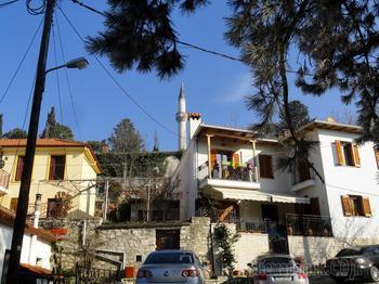 Новый год в Греции. Янина - столица Эпира