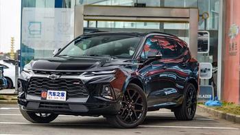 Chevrolet Blazer стал семиместным, но только в Китае