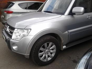 Велик золотник и дорог: покупаем Mitsubishi Pajero IV за 1,3 миллиона рублей