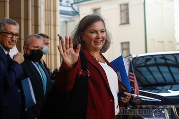 «Никаких гарантий»: чем закончился визит Нуланд в Россию