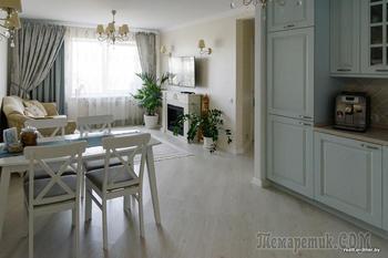 Экспертиза квартиры, где все готово для красивой жизни